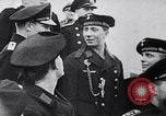 Image of U-47 submarine crew Berlin Germany, 1939, second 9 stock footage video 65675074054