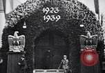 Image of Adolf Hitler Munich Germany, 1939, second 5 stock footage video 65675074057