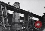 Image of damaged bridge Dirschau Poland, 1939, second 6 stock footage video 65675074063