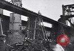 Image of damaged bridge Dirschau Poland, 1939, second 8 stock footage video 65675074063