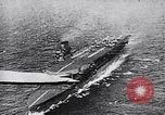 Image of HMS Courageous sunk Atlantic Ocean, 1939, second 7 stock footage video 65675074064