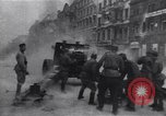Image of Soviet soldiers attack Berlin Berlin Germany, 1945, second 6 stock footage video 65675074098
