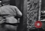 Image of Soviets plant flag on Reichstag Berlin Germany, 1945, second 3 stock footage video 65675074103