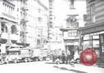 Image of Mott Street and Pell in Chinatown New York City USA, 1939, second 10 stock footage video 65675074109