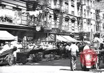Image of pedestrians New York United States USA, 1939, second 1 stock footage video 65675074111