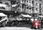 Image of pedestrians New York United States USA, 1939, second 2 stock footage video 65675074111