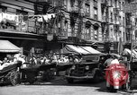 Image of pedestrians New York United States USA, 1939, second 3 stock footage video 65675074111