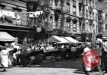 Image of pedestrians New York United States USA, 1939, second 8 stock footage video 65675074111
