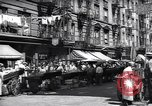 Image of pedestrians New York United States USA, 1939, second 9 stock footage video 65675074111