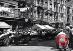 Image of pedestrians New York United States USA, 1939, second 11 stock footage video 65675074111