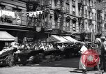 Image of pedestrians New York United States USA, 1939, second 12 stock footage video 65675074111