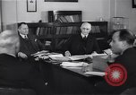 Image of District Director Byron H Uhl New York United States USA, 1941, second 2 stock footage video 65675074115