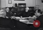 Image of District Director Byron H Uhl New York United States USA, 1941, second 3 stock footage video 65675074115
