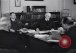 Image of District Director Byron H Uhl New York United States USA, 1941, second 6 stock footage video 65675074115