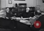 Image of District Director Byron H Uhl New York United States USA, 1941, second 7 stock footage video 65675074115