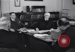 Image of District Director Byron H Uhl New York United States USA, 1941, second 8 stock footage video 65675074115