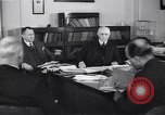 Image of District Director Byron H Uhl New York United States USA, 1941, second 9 stock footage video 65675074115
