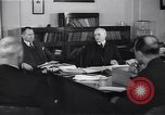 Image of District Director Byron H Uhl New York United States USA, 1941, second 11 stock footage video 65675074115