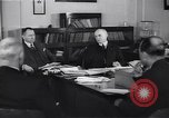 Image of District Director Byron H Uhl New York United States USA, 1941, second 12 stock footage video 65675074115