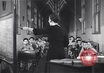 Image of Kindergarten class New York United States USA, 1941, second 4 stock footage video 65675074116