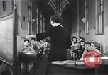 Image of Kindergarten class New York United States USA, 1941, second 11 stock footage video 65675074116