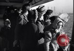 Image of refugees New York United States USA, 1941, second 8 stock footage video 65675074118