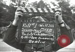 Image of Soviets transfer section of Berlin to U.S. control Berlin Germany, 1945, second 4 stock footage video 65675074125