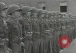 Image of Omar Bradley Berlin Germany, 1945, second 4 stock footage video 65675074127