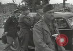 Image of General Omar Bradley Berlin Germany, 1945, second 6 stock footage video 65675074128