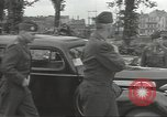 Image of General Omar Bradley Berlin Germany, 1945, second 8 stock footage video 65675074128