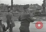 Image of General Omar Bradley Berlin Germany, 1945, second 10 stock footage video 65675074128