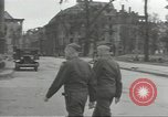 Image of General Omar Bradley Berlin Germany, 1945, second 12 stock footage video 65675074128