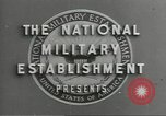 Image of Brigadier General Frank L Howley Berlin Germany, 1949, second 5 stock footage video 65675074132