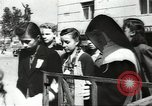 Image of Hungarian people Budapest Hungary, 1948, second 1 stock footage video 65675074140