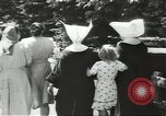 Image of Hungarian people Budapest Hungary, 1948, second 12 stock footage video 65675074140