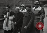 Image of Nazi war criminal Bruchsal Germany, 1946, second 8 stock footage video 65675074144