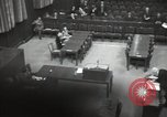 Image of Nazi Doctors during Nuremberg trials Nuremberg Germany, 1946, second 11 stock footage video 65675074149