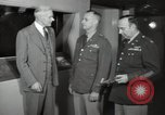 Image of Major General Spencer B Akin Washington DC USA, 1948, second 7 stock footage video 65675074152