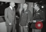 Image of Major General Spencer B Akin Washington DC USA, 1948, second 9 stock footage video 65675074152