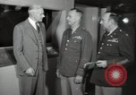 Image of Major General Spencer B Akin Washington DC USA, 1948, second 10 stock footage video 65675074152