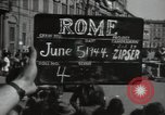 Image of American soldiers Rome Italy, 1944, second 8 stock footage video 65675074160