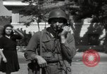 Image of American soldiers Rome Italy, 1944, second 10 stock footage video 65675074161