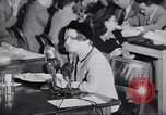 Image of Ayn Rand United States USA, 1947, second 2 stock footage video 65675074165