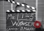 Image of Walter Wanger Los Angeles California USA, 1939, second 5 stock footage video 65675074168