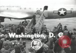 Image of United States Army Air Forces plane Washington DC USA, 1943, second 3 stock footage video 65675074185