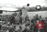Image of United States Army Air Forces plane Washington DC USA, 1943, second 4 stock footage video 65675074185