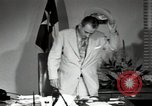 Image of Lyndon B Johnson speaks about Texas Texas United States USA, 1955, second 11 stock footage video 65675074188
