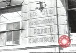 Image of Soviet workers Stalingrad Russia Soviet Union, 1945, second 1 stock footage video 65675074192