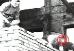 Image of Soviet workers Stalingrad Russia Soviet Union, 1945, second 7 stock footage video 65675074194