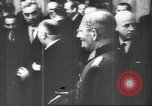 Image of German officers Yugoslavia, 1944, second 2 stock footage video 65675074199